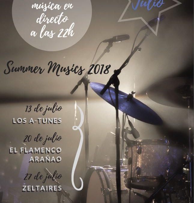 Concierto este viernes 13 de julio en Alquézar camping Río Vero