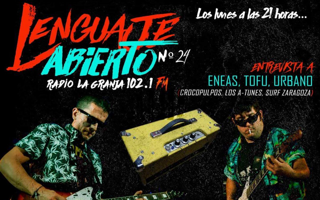 Radio LaGranja: Lenguaje Abierto nº 24 especial Surf en Zaragoza