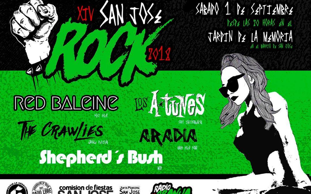 San José Rock 2018 Radio La Granja