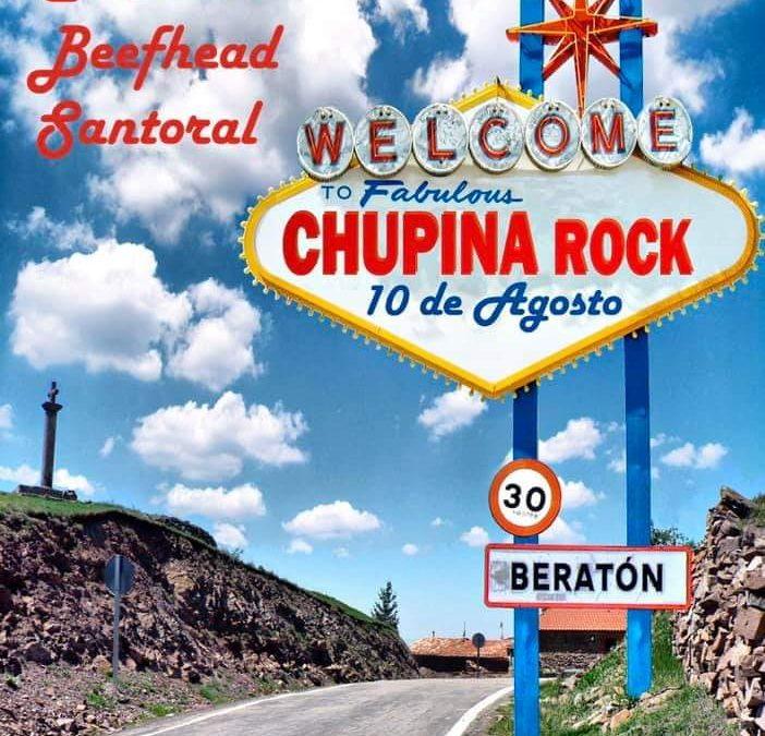 Los Atunes Surf Music Band Zaragoza en Chupina Rock 2019 Beraton